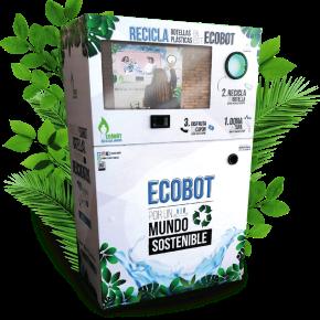 ecoins y ecobot se alían en la región para incentivar la cultura delreciclaje