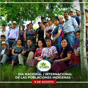 INAB destaca importancia de pueblos indígenas para el cuidado de los bosques