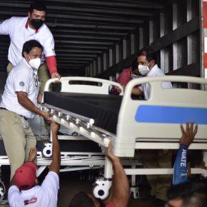Empresas 100% guatemaltecas donan 150 camas dehospital