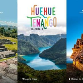 Presentan la marca turística deHuehuetenango