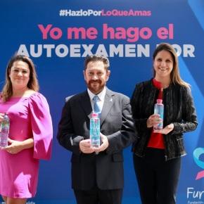 Agua pura Salvavidas lanza campaña de prevención del cáncer demama